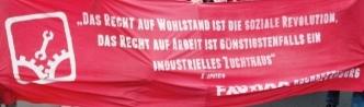 Transparent der FAU-Aschaffenburg